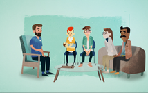 New Animated Training Resources: Conversations about Death, Dying and Bereavement