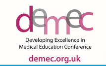 Developing Excellence in Medical Education Conference 2019